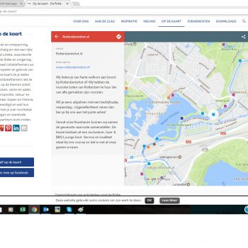 Rotterdamishot staat op de kaart!
